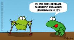Froschschenkel