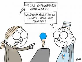 schlumpf-eis