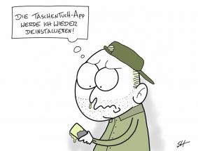 taschentuch-app